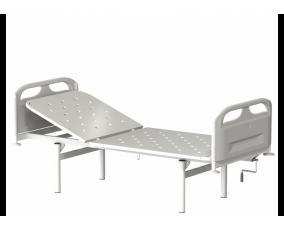 Кровать общебольничная 2-х секционная МСК-2105