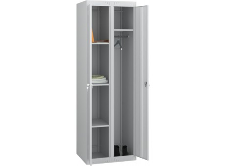 Шкаф металлический хозяйственный ШМ-22 (600) П
