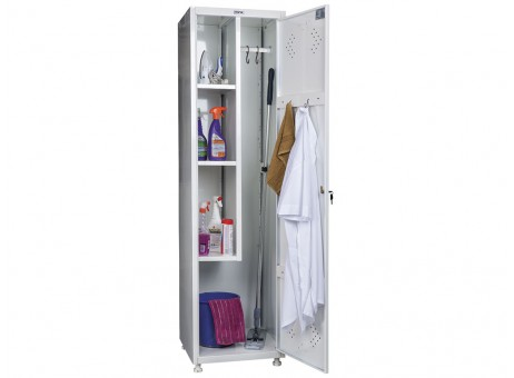 Шкаф медицинский одностворчатый  МД 1 ШМ-SS (11-50)