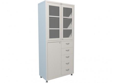 Шкаф медицинский МД 2 1780 R-5