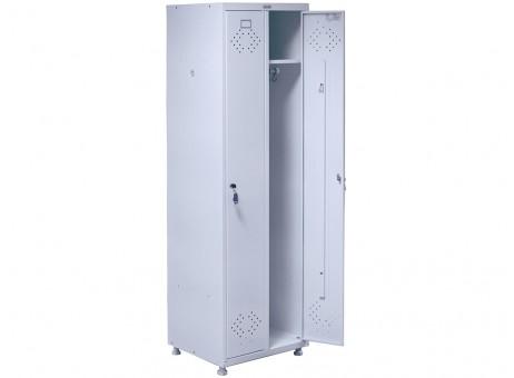 Шкаф медицинский двухстворчатый  МД 2 ШМ-SS (21-50)