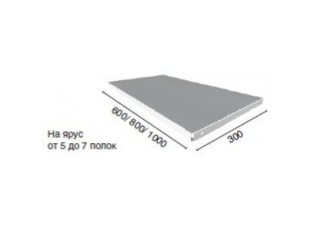 Полка MS Pro 100х30