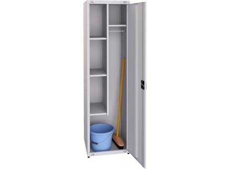 Шкаф металлический хозяйственный ШМ-21П