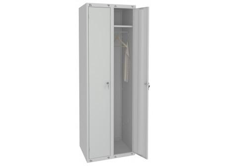 Шкаф металлический для одежды ШМ 22-800